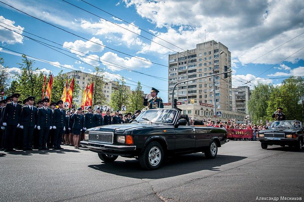 Как во Владимире День Победы праздновали 09