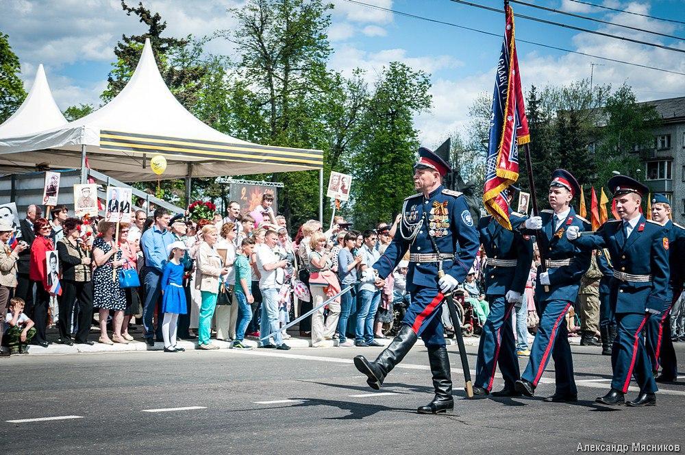 Как во Владимире День Победы праздновали 10