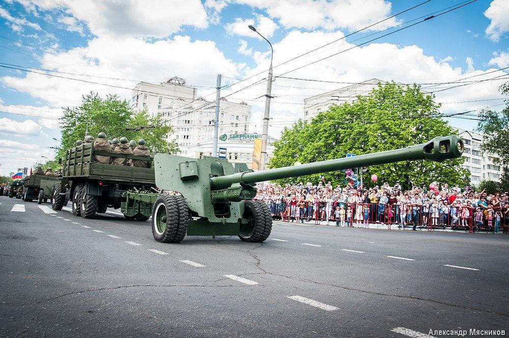 Как во Владимире День Победы праздновали 11