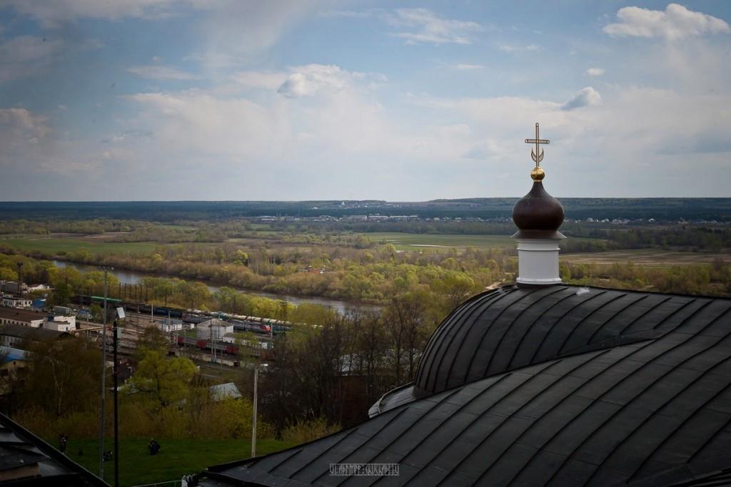 Колокольня Успенского собора 05