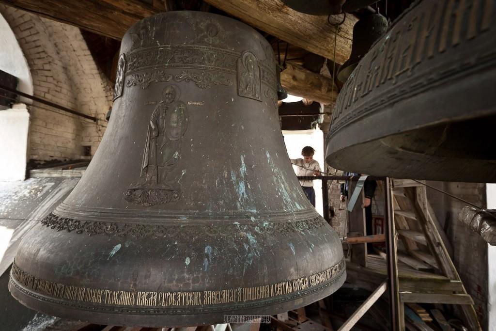 Колокольня Успенского собора 14