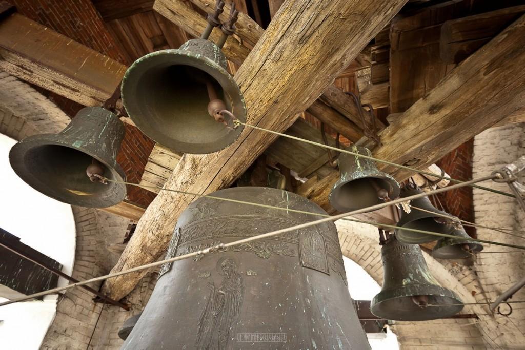 Колокольня Успенского собора 20