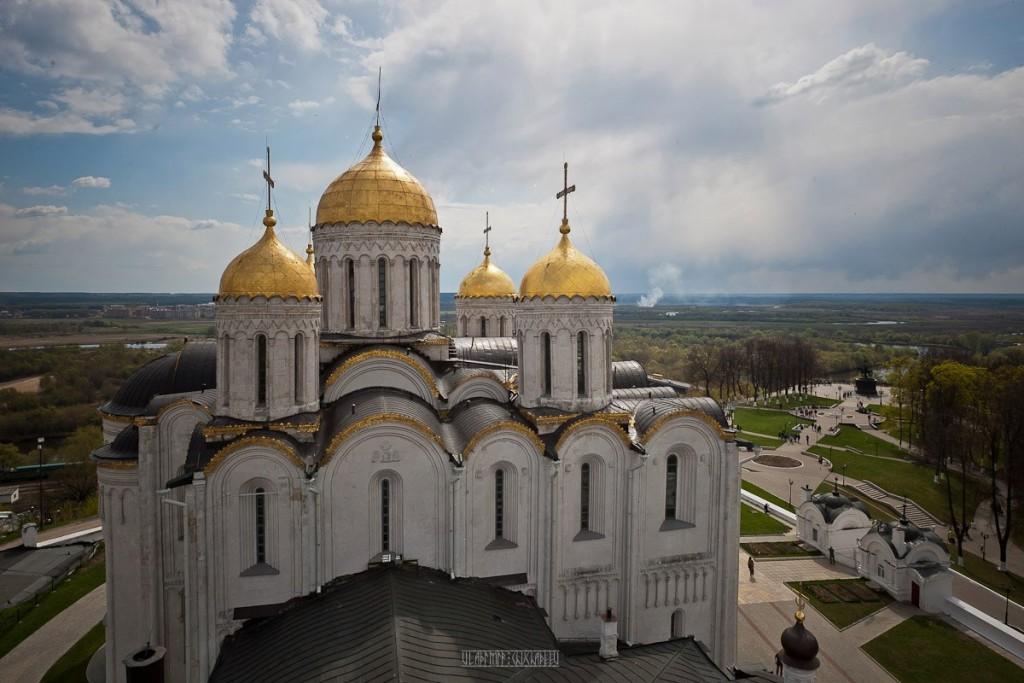 Колокольня Успенского собора 21