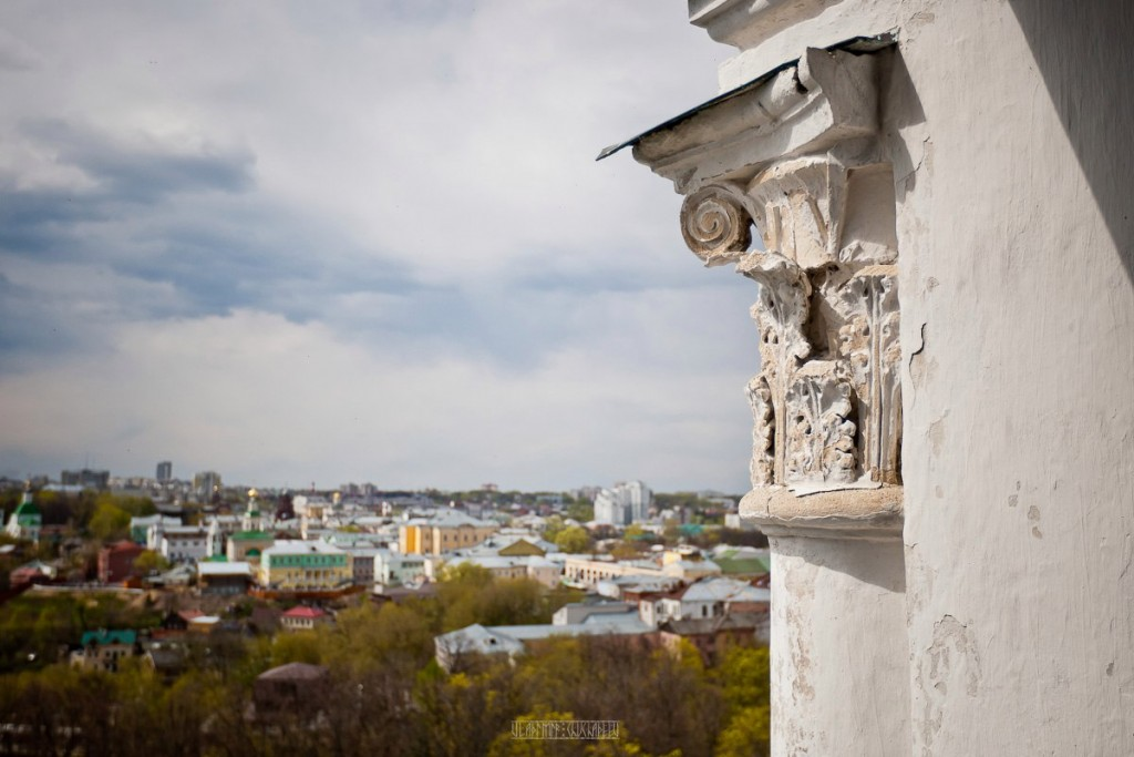Колокольня Успенского собора 25