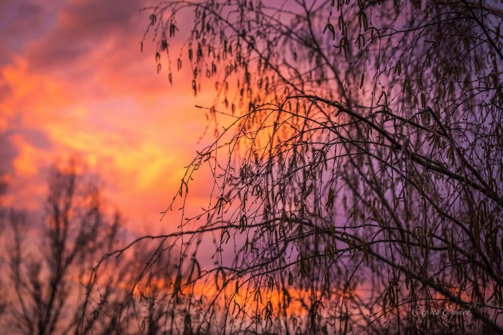 Красивые Владимирские закаты 01