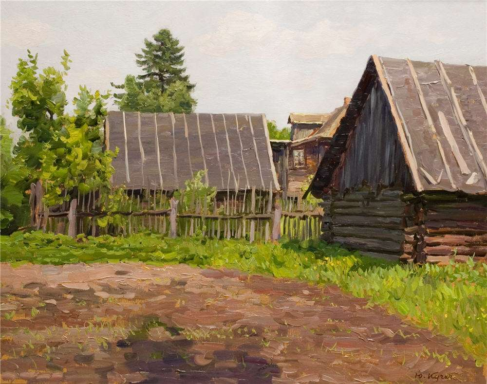 Кугач Юрий Петрович (художник, Суздаль) 02