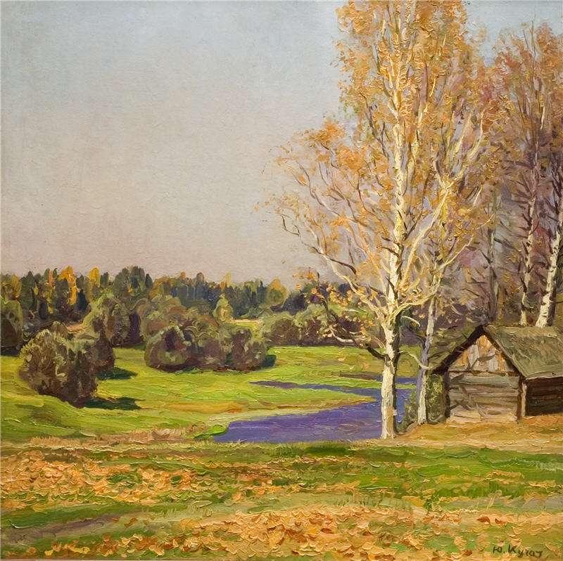 Кугач Юрий Петрович (художник, Суздаль) 07