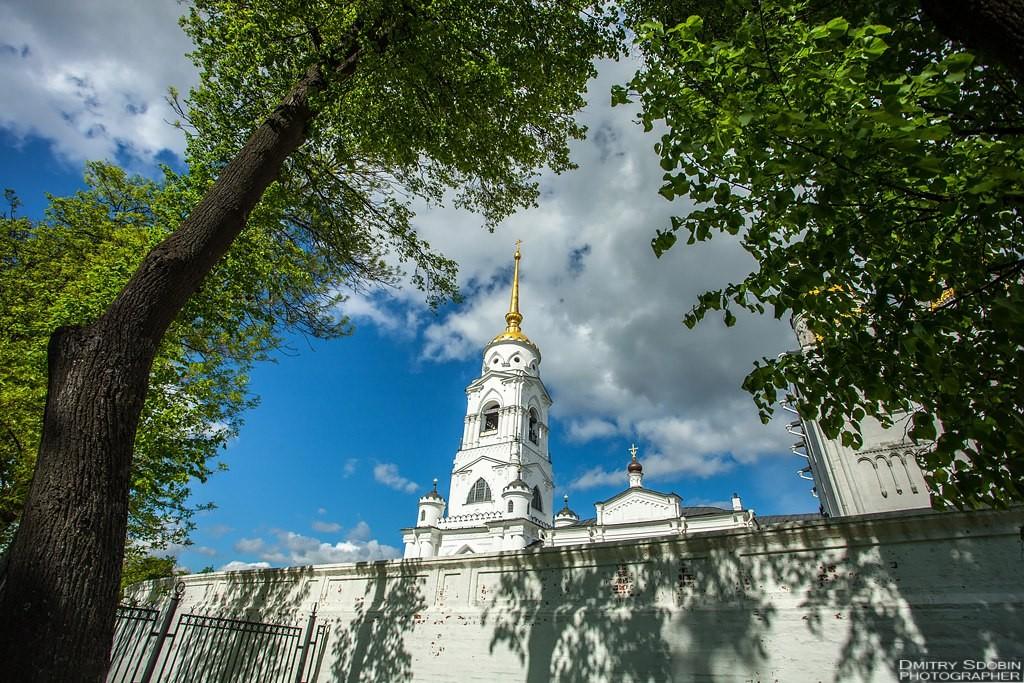 Майский день на смотровой во Владимире 06