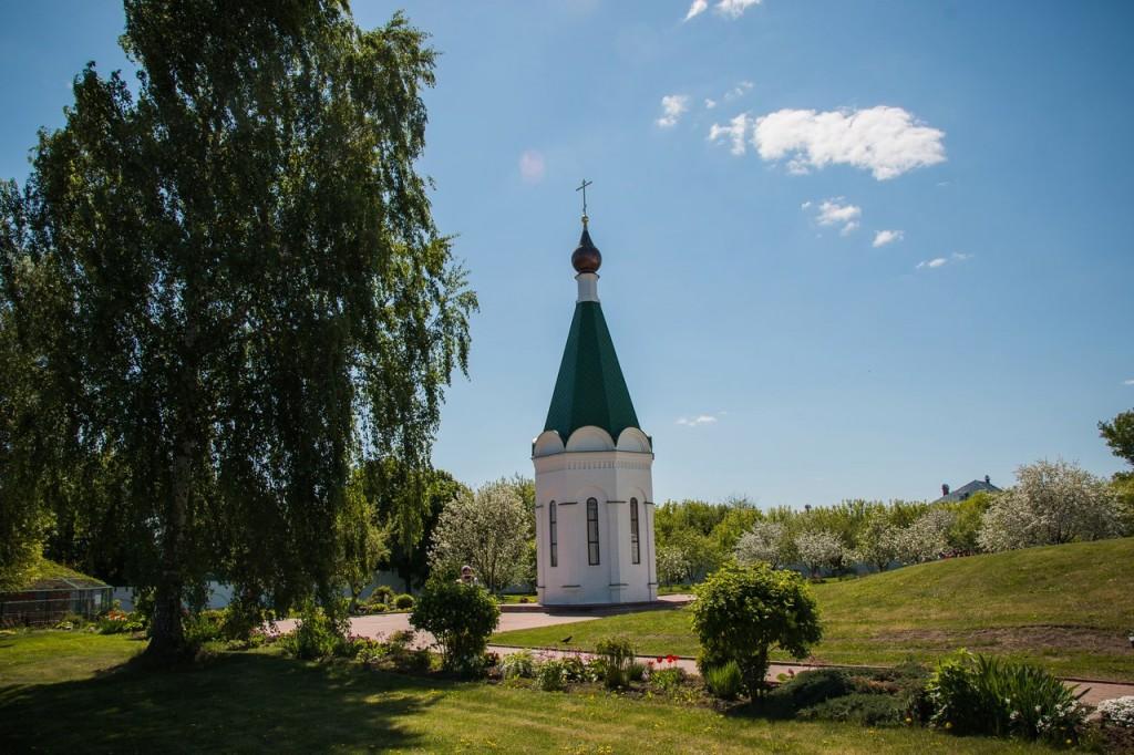 Май в Муроме. Спасо-Преображенский монастырь 04