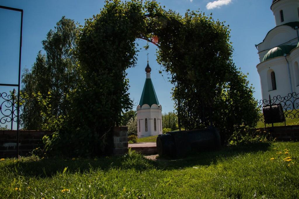 Май в Муроме. Спасо-Преображенский монастырь 06