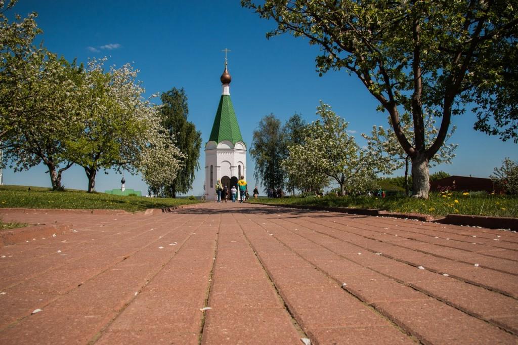 Май в Муроме. Спасо-Преображенский монастырь 09