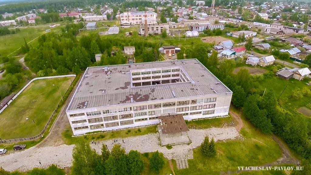 Мстерская средняя общеобразовательная школа имени И.И. Голубева 01