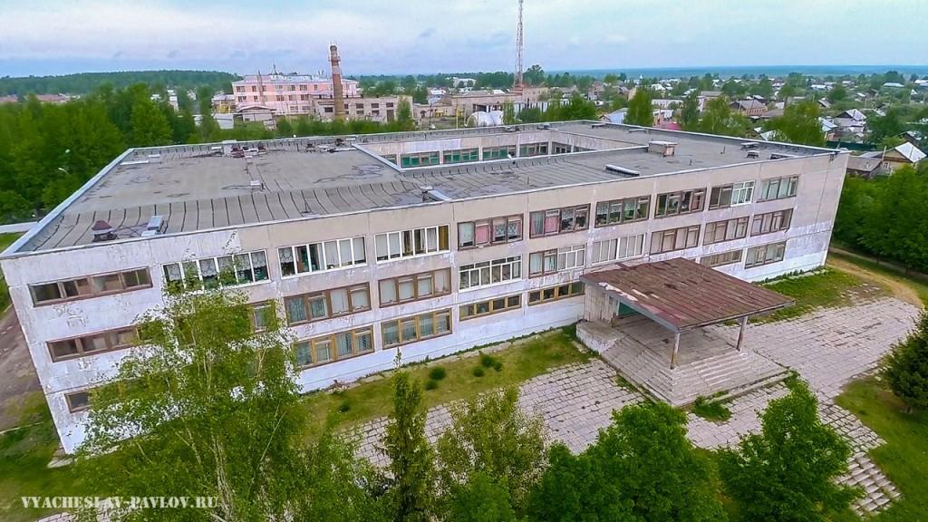 Мстерская средняя общеобразовательная школа имени И.И. Голубева 04