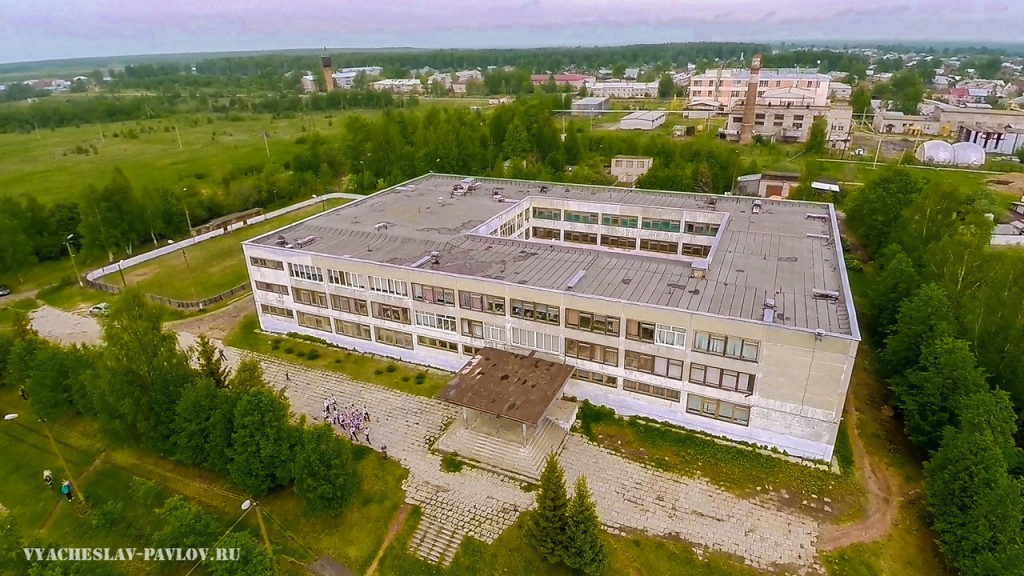 Мстерская средняя общеобразовательная школа имени И.И. Голубева 05