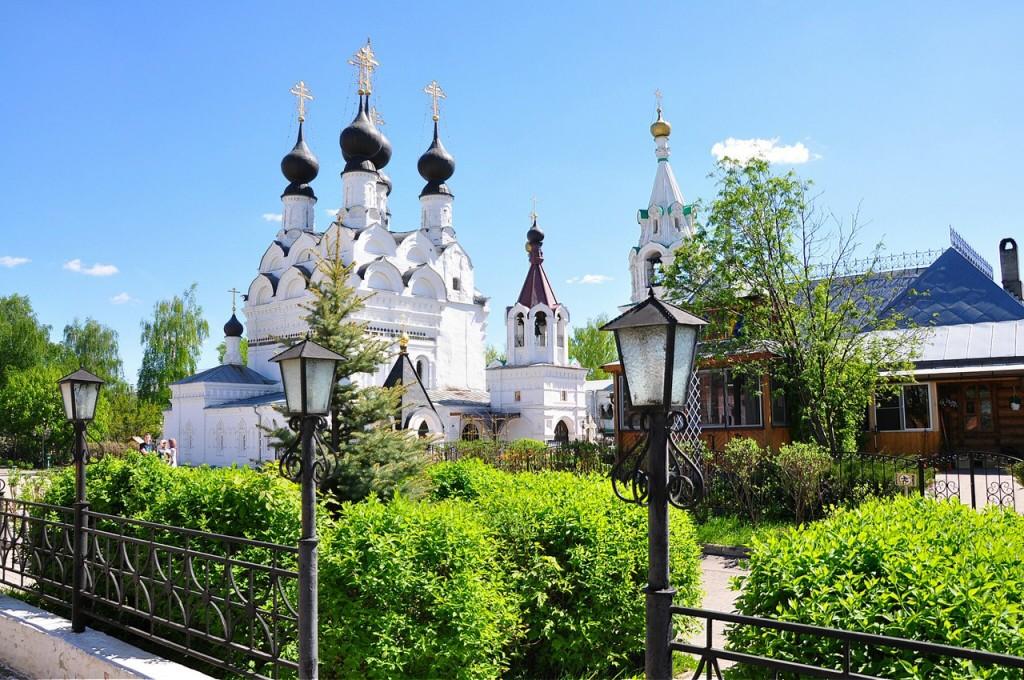 Муромские монастыри в мае 03