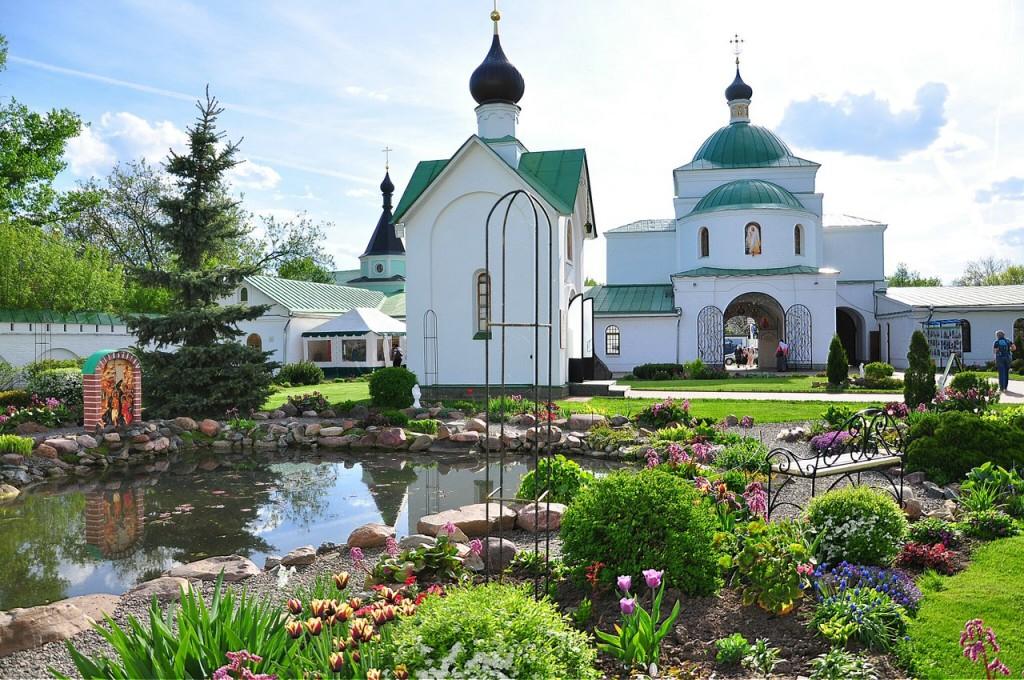Муромские монастыри в мае 07
