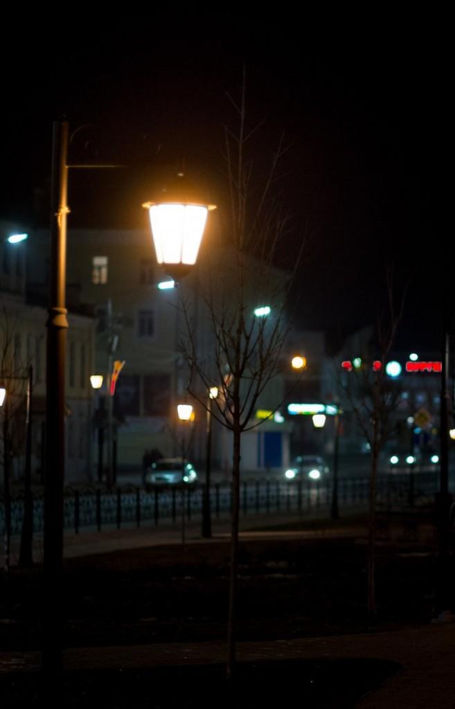 Немного ночного Мурома 05
