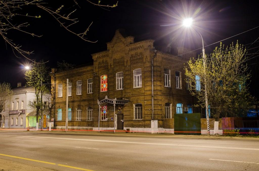 Немножко ночного, тихого, провинциального городка Покров 04