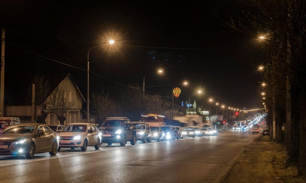 Немножко ночного, тихого, провинциального городка Покров 05