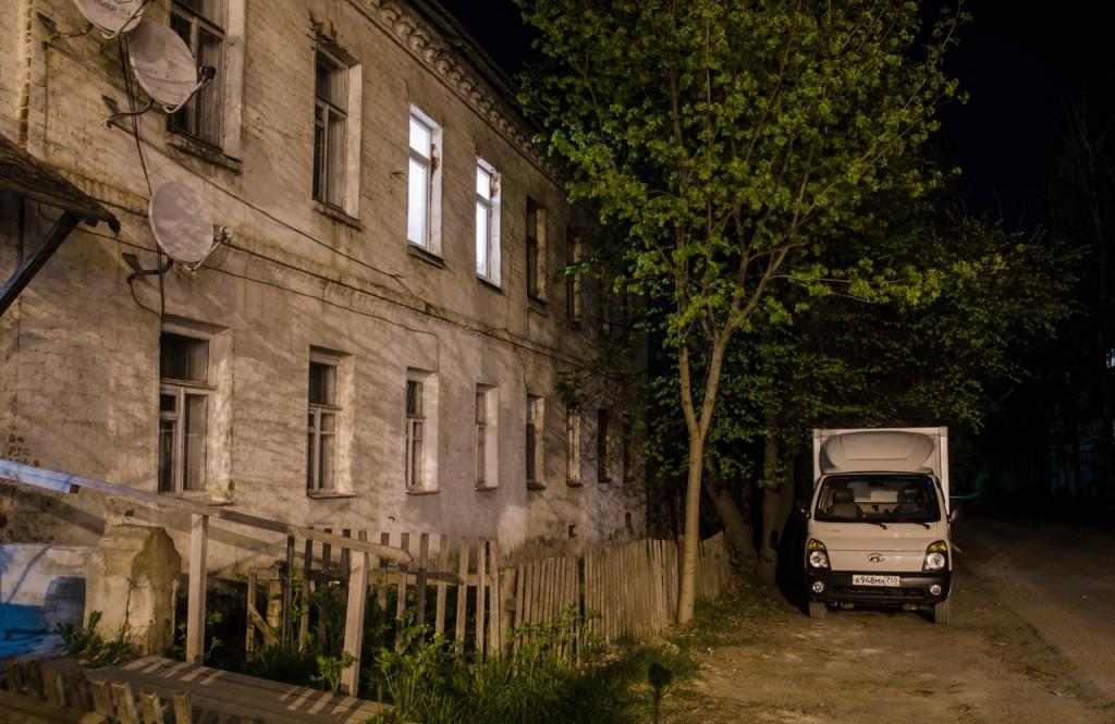 Немножко ночного, тихого, провинциального городка Покров 10