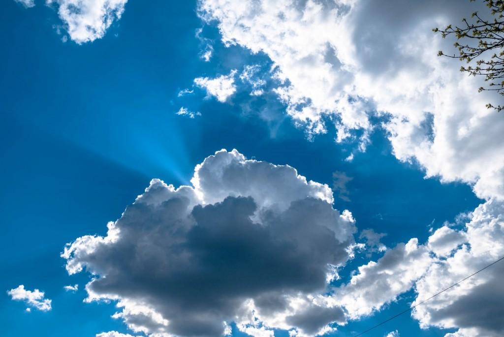 Облака - белогривые лошадки 01