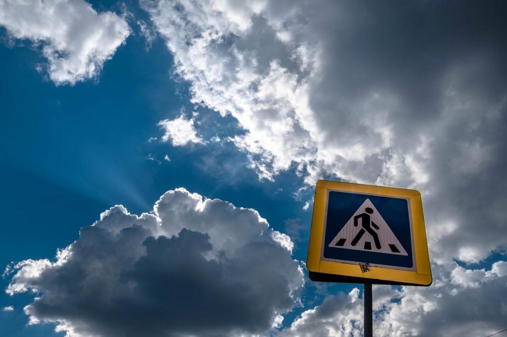 Облака - белогривые лошадки 02