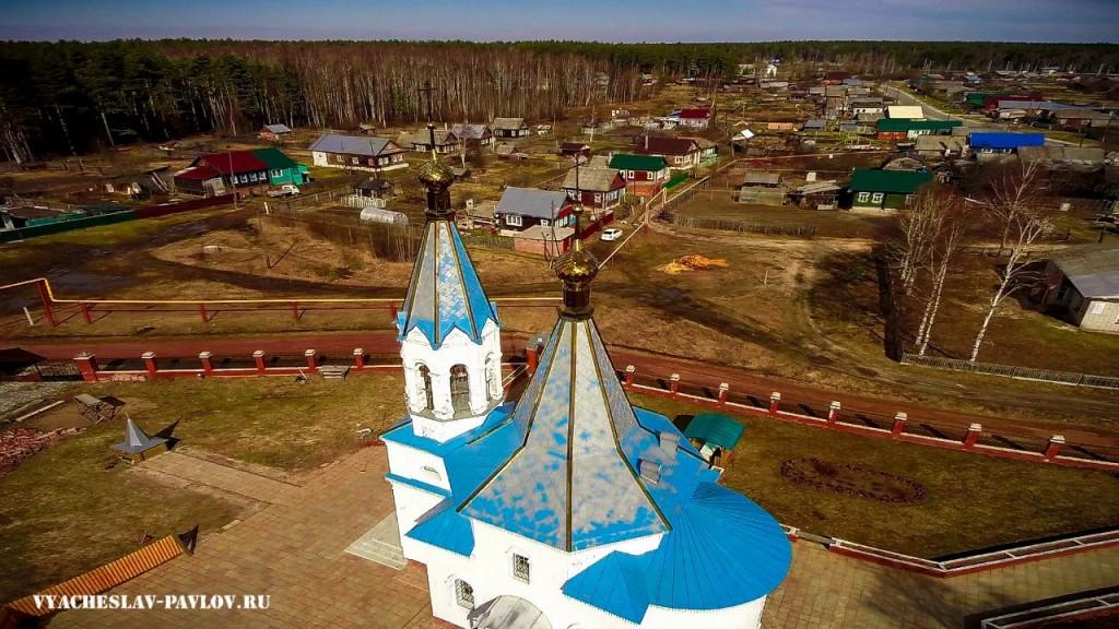 Поселок станции Мстёра 05