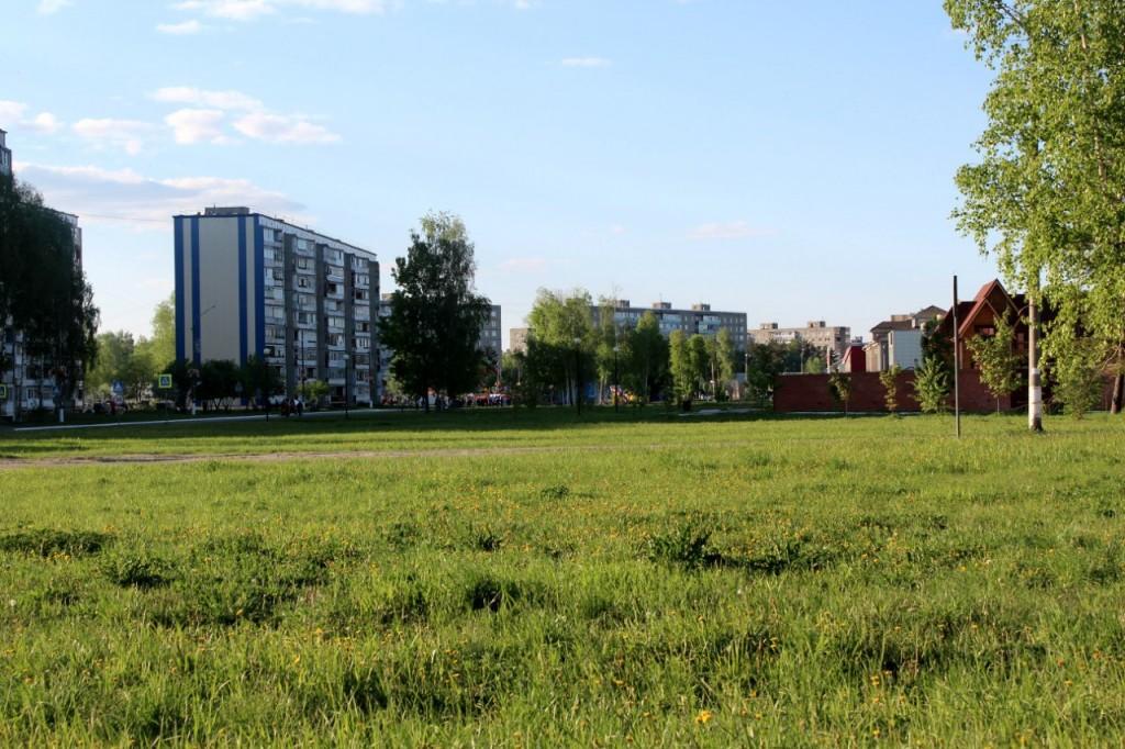 Радужный - город, укутанный в листву 15