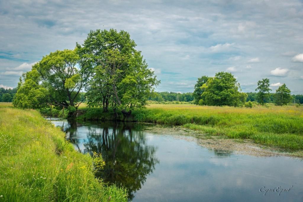 Река Судогда 02