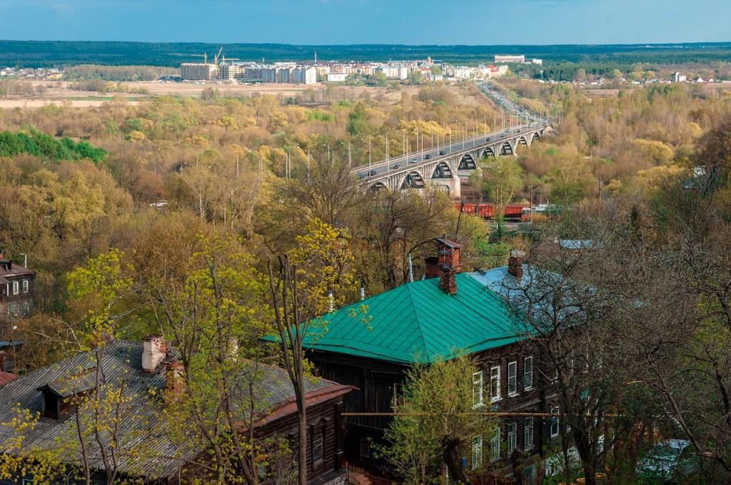 Реконструкция Патриарших садов во Владимире 03