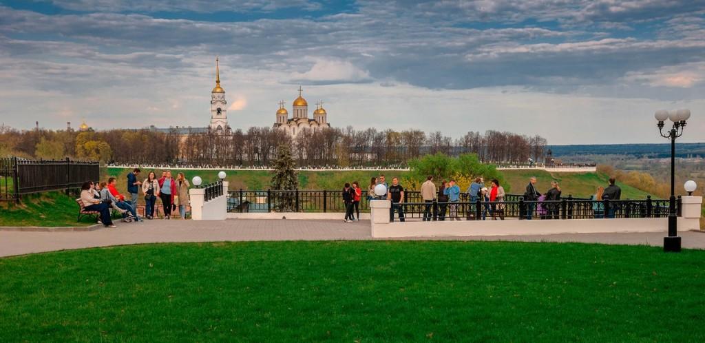 Реконструкция Патриарших садов во Владимире 04