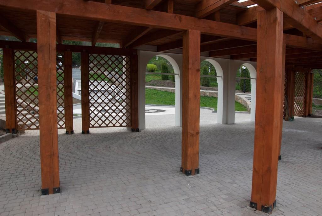 Реконструкция Патриарших садов во Владимире 10