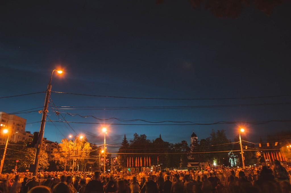 Салют на 9 мая во Владимире 01