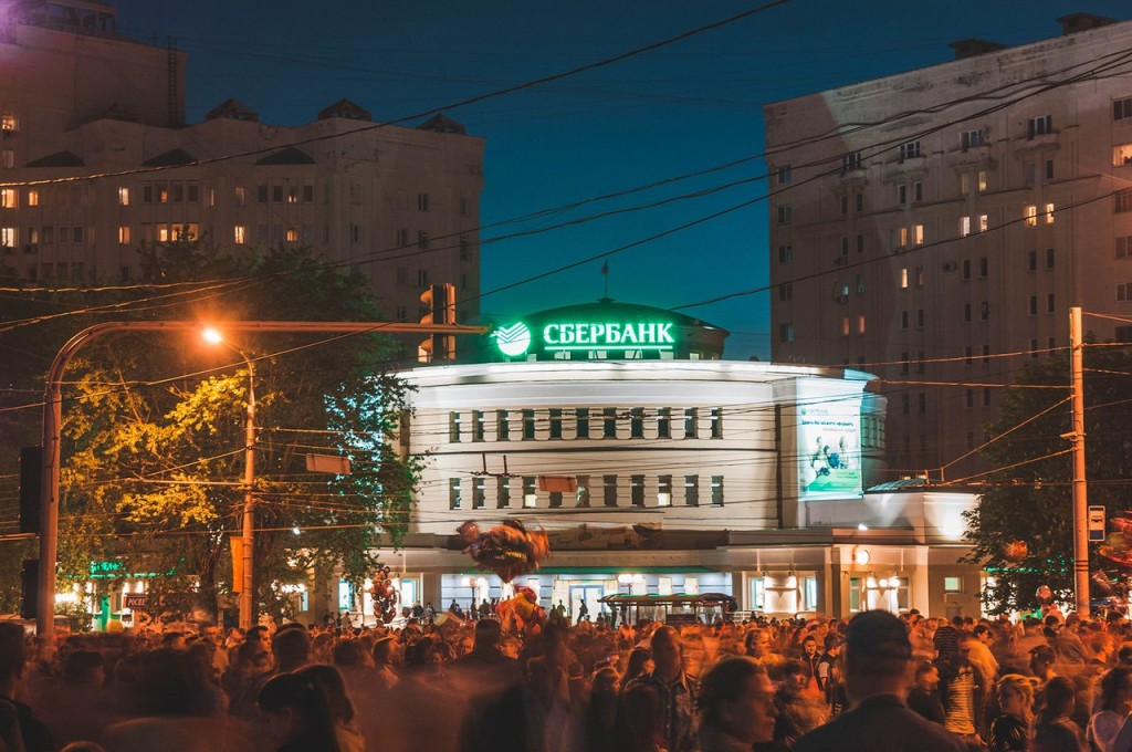 Салют на 9 мая во Владимире 02