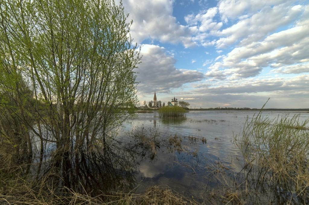 Село Большие Всегодичи Ковровского района 03