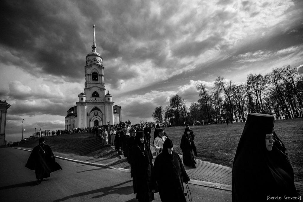 Сергей Кравцов 2016.05.01 - Крестный ход 02