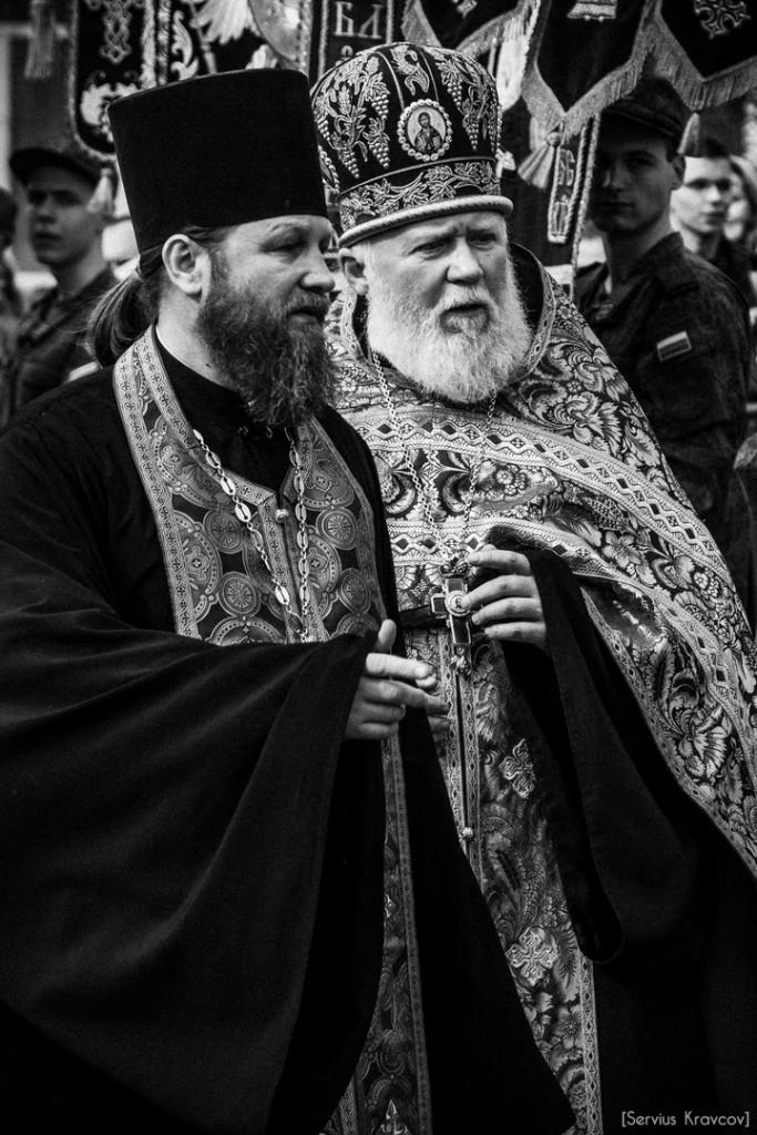 Сергей Кравцов 2016.05.01 - Крестный ход 06