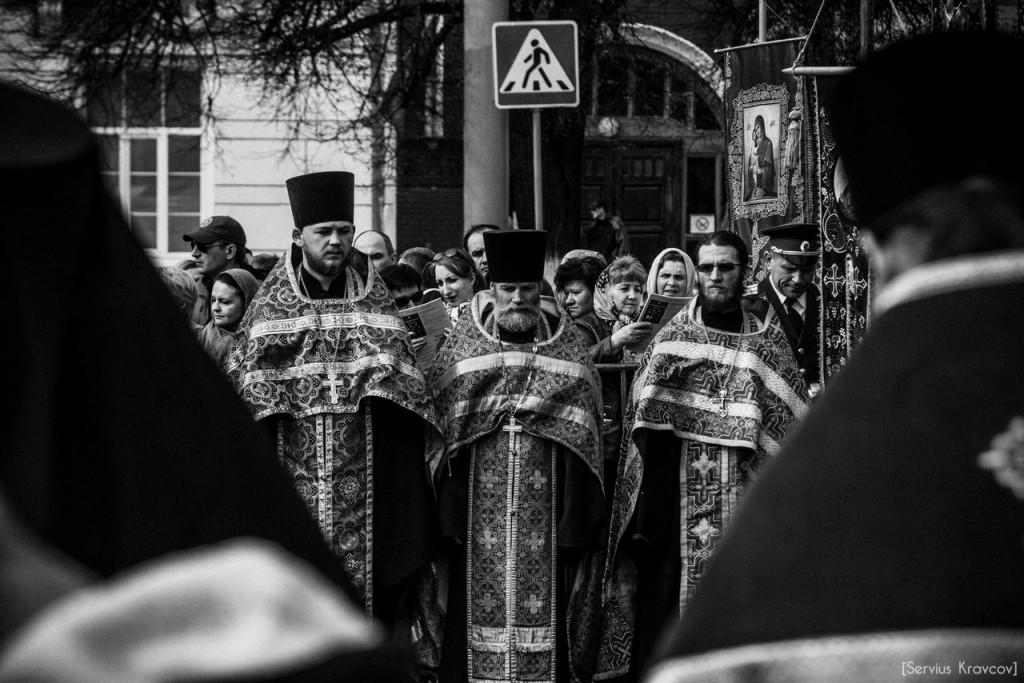 Сергей Кравцов 2016.05.01 - Крестный ход 11