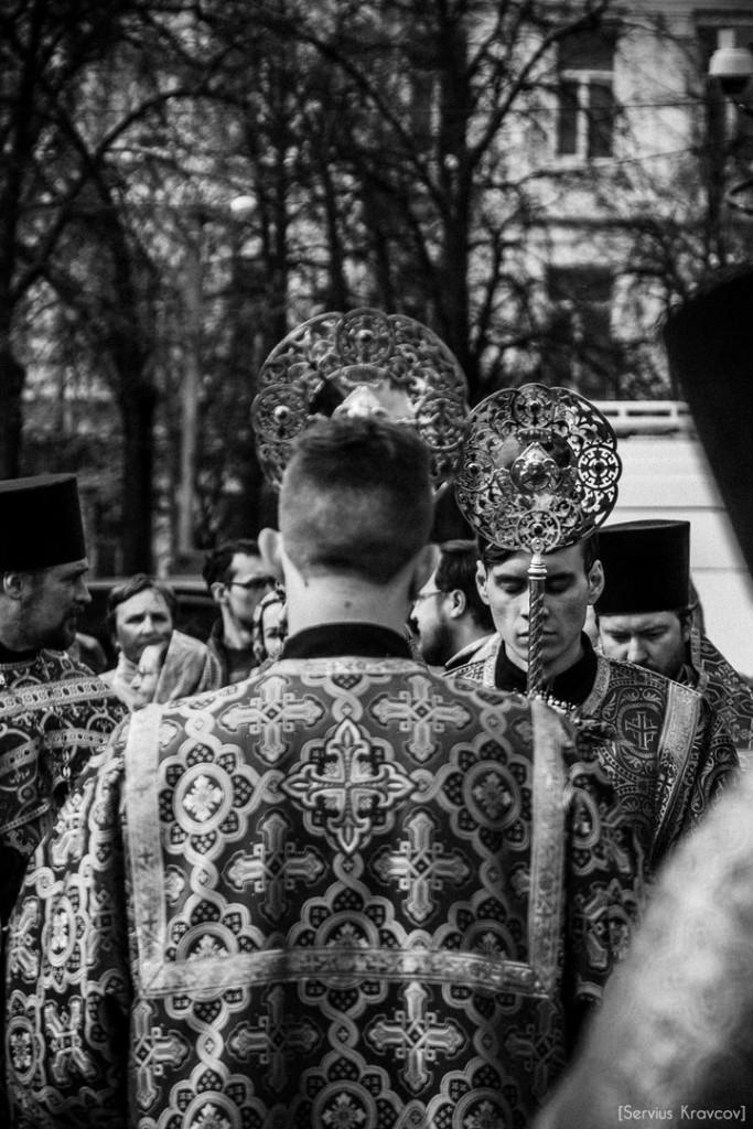 Сергей Кравцов 2016.05.01 - Крестный ход 12