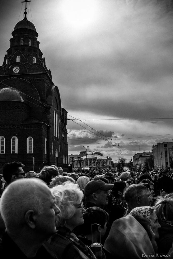 Сергей Кравцов 2016.05.01 - Крестный ход 13