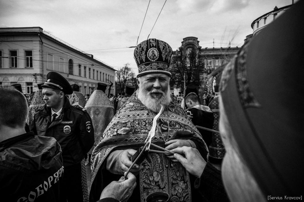 Сергей Кравцов 2016.05.01 - Крестный ход 16
