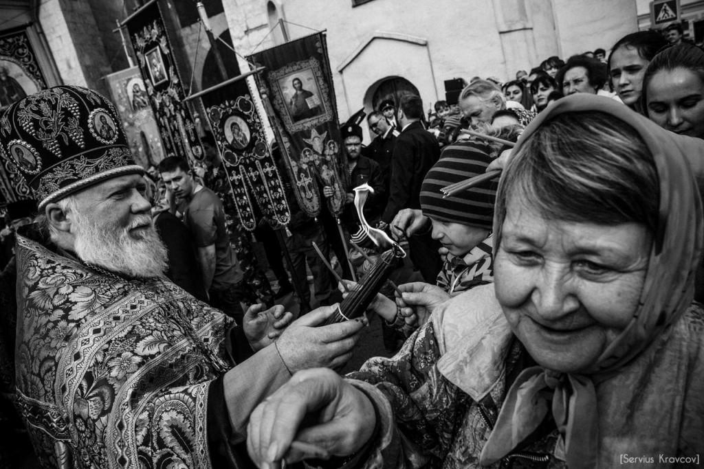 Сергей Кравцов 2016.05.01 - Крестный ход 17