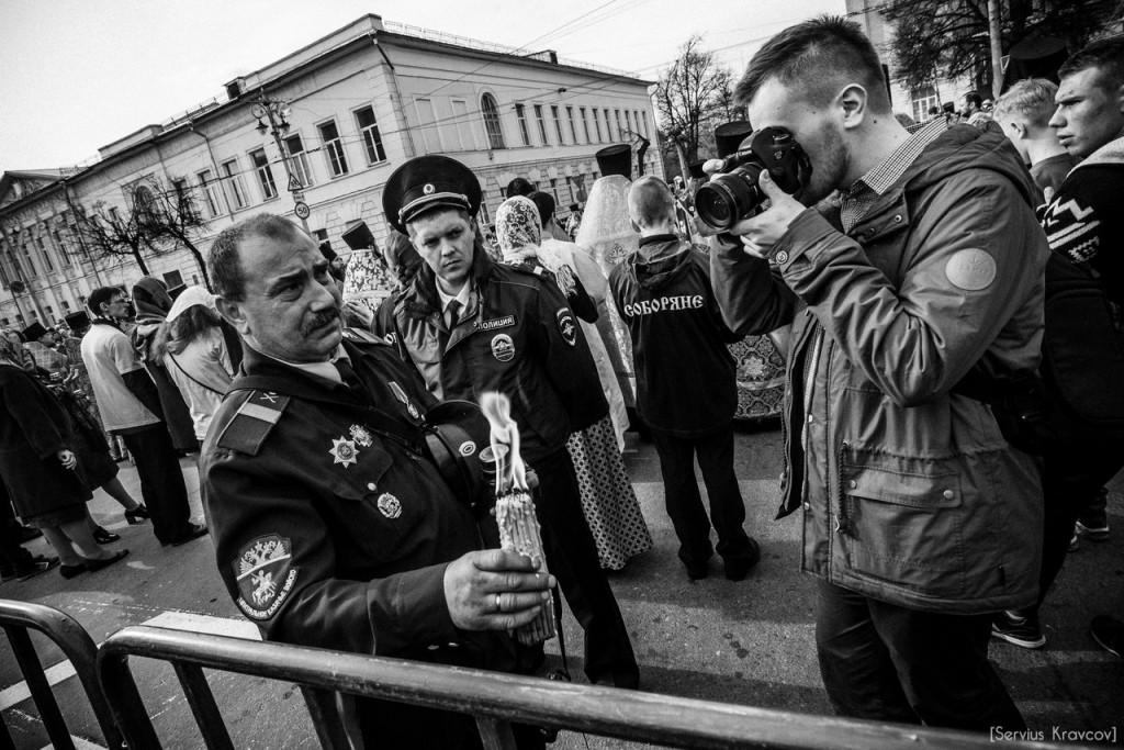 Сергей Кравцов 2016.05.01 - Крестный ход 19