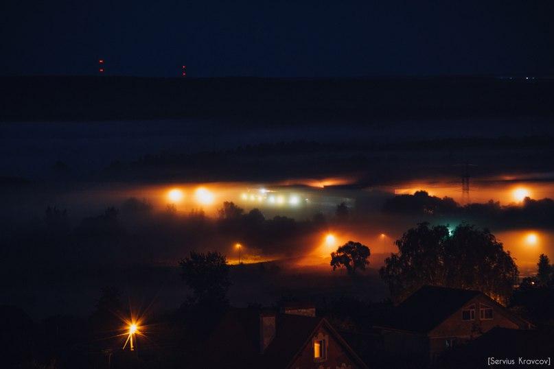 Туманное покрывало 04