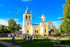 Тёплый май 2016 на Вербовском