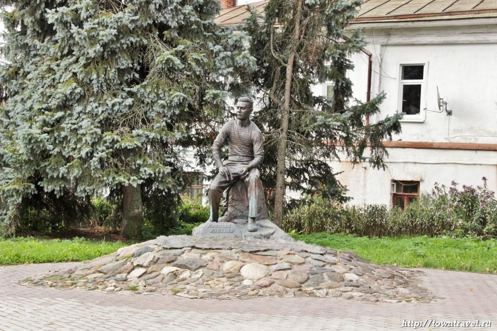 Улица А.Лебедева (Суздаль)