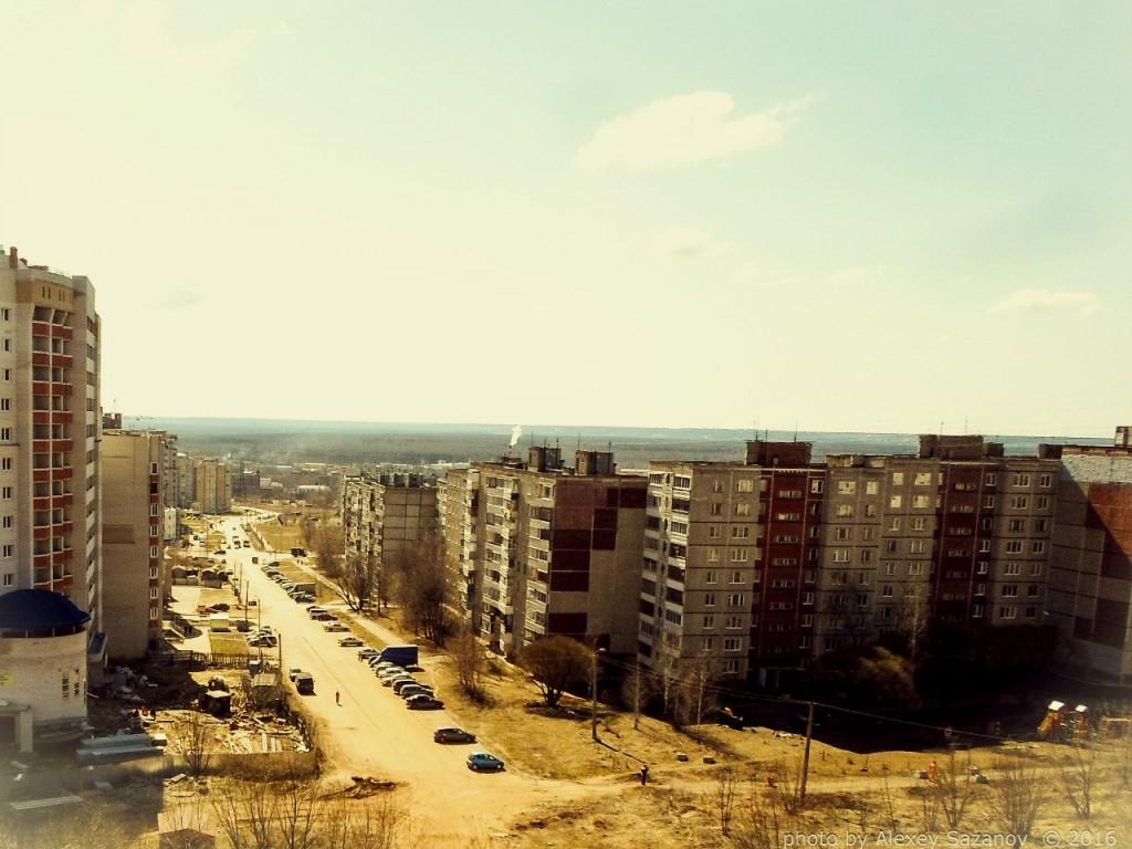 Улица Василисина, Нижняя Дуброва (г. Владимир)
