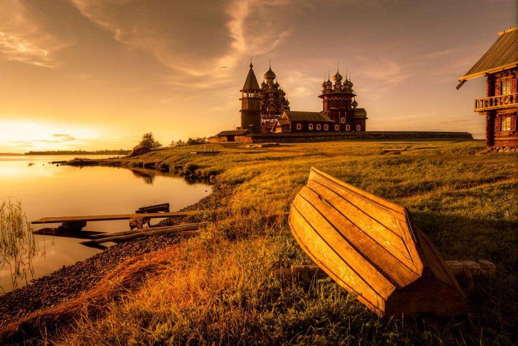 Церковь Преображения Господня... Гордеев Эдуард 04