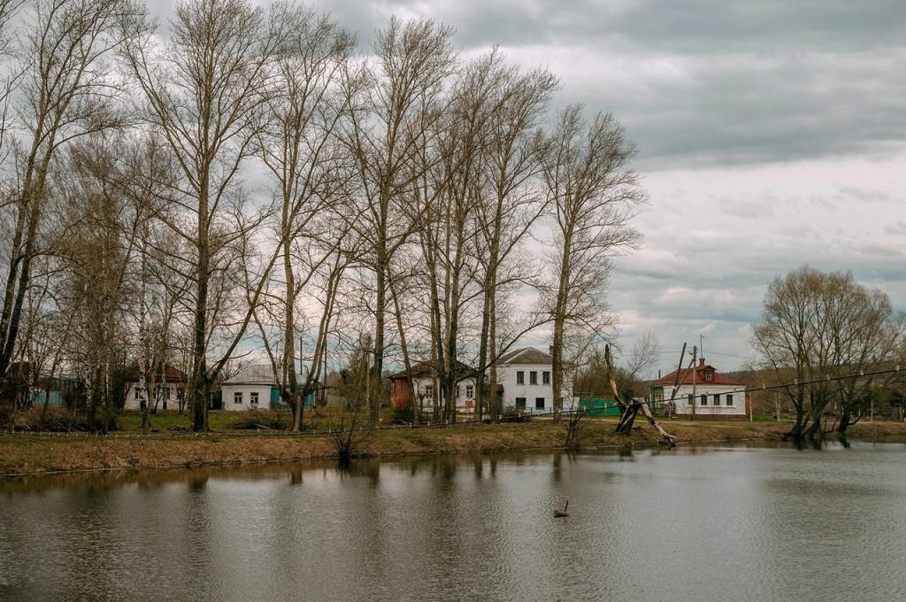 г. Александров весной 07