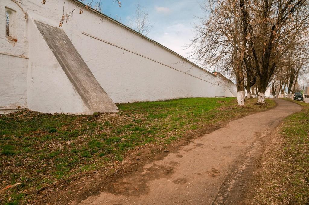 г. Александров весной 10